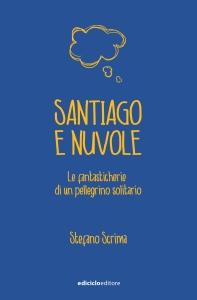 Santiago e nuvole albicocca